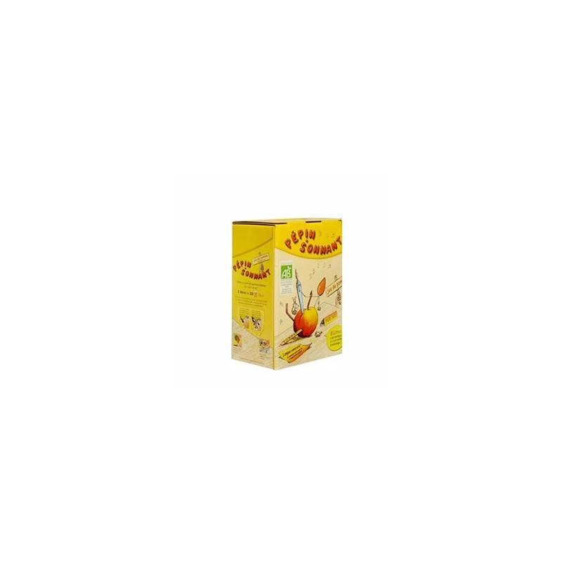 Boisson-Jus de pomme bio - 3 litres (BIB)-BIODIS