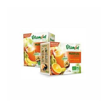 les jus de fruits-Multifruits BIO- 3 litres (BIB)-BIODIS