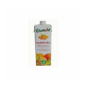 les jus de fruits-Multifruits- 1 litre-BIODIS