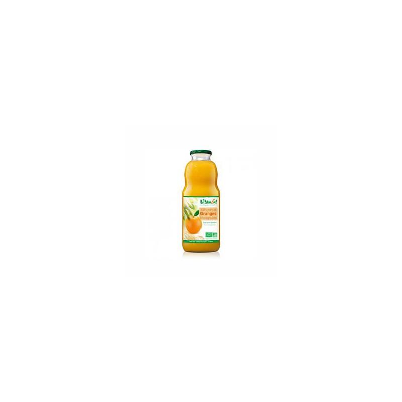 les jus de fruits-Pur jus d'orange bio - 1 litre-BIODIS