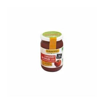 Concentré de tomates (Marmande) 22% -200 g