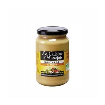 Moutarde de Dijon bio - 350 g