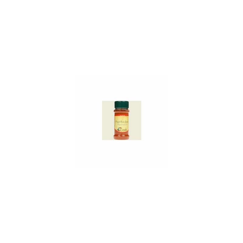 Produits Bio-Paprika doux poudre bio - 40 g-BIODIS