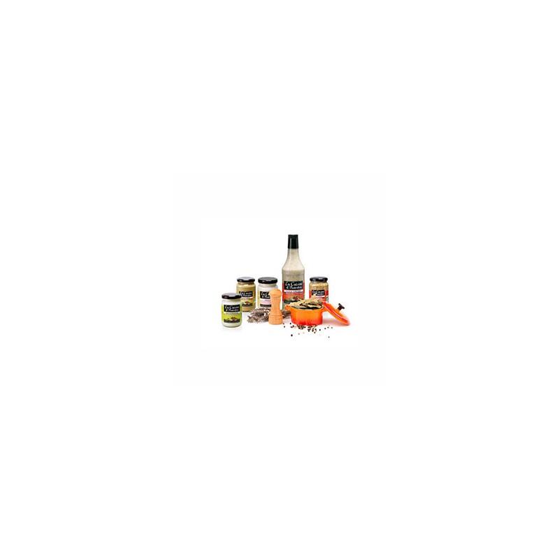 Produits Bio-Sauce au poivre vert bio- 90 grs-BIODIS
