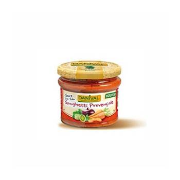 Produits Bio-Sauce spaghetti provençale bio- 210 g-BIODIS