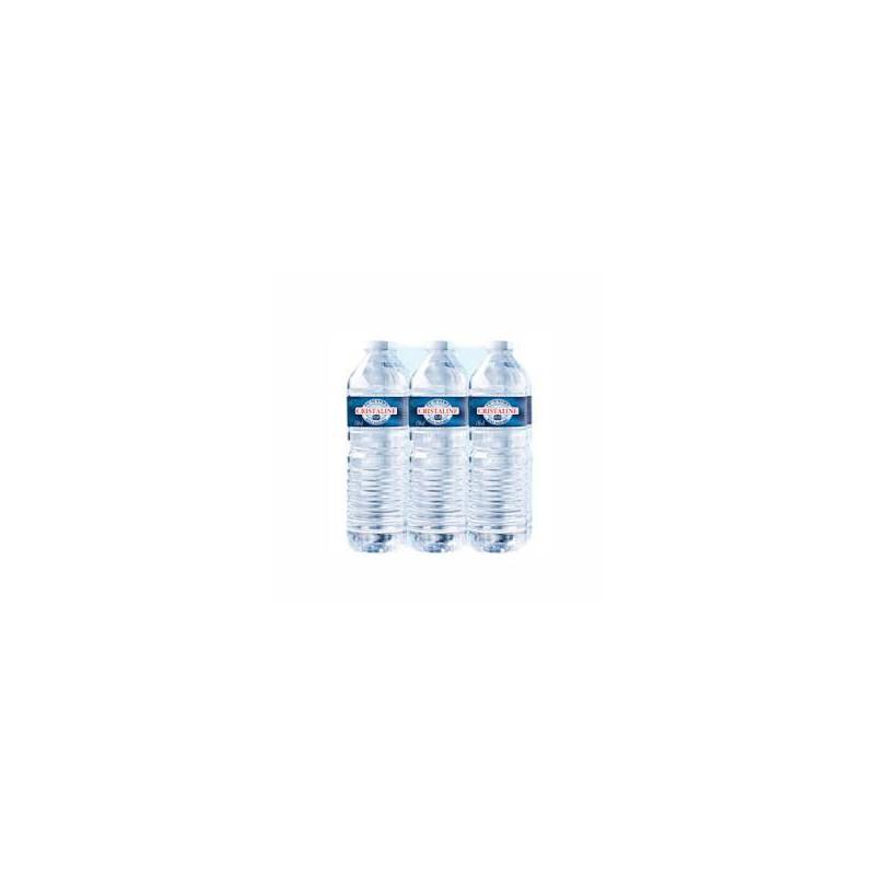 les jus de fruits-Pack eau cristaline- 6* 1.5 l-PRODUITS SELECTIONNES