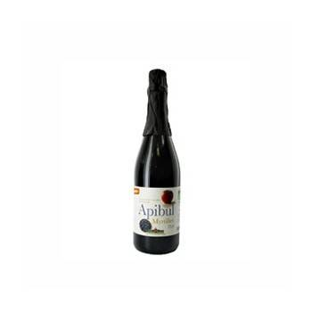 Boissons-Api Bul' Pomme/MYRTILLE - 75 cl - Sans alcool-COTEAUX NANTAIS
