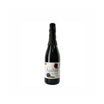 Boissons-Jus pétillant Pomme/Myrtille - 75 cl-COTEAUX NANTAIS