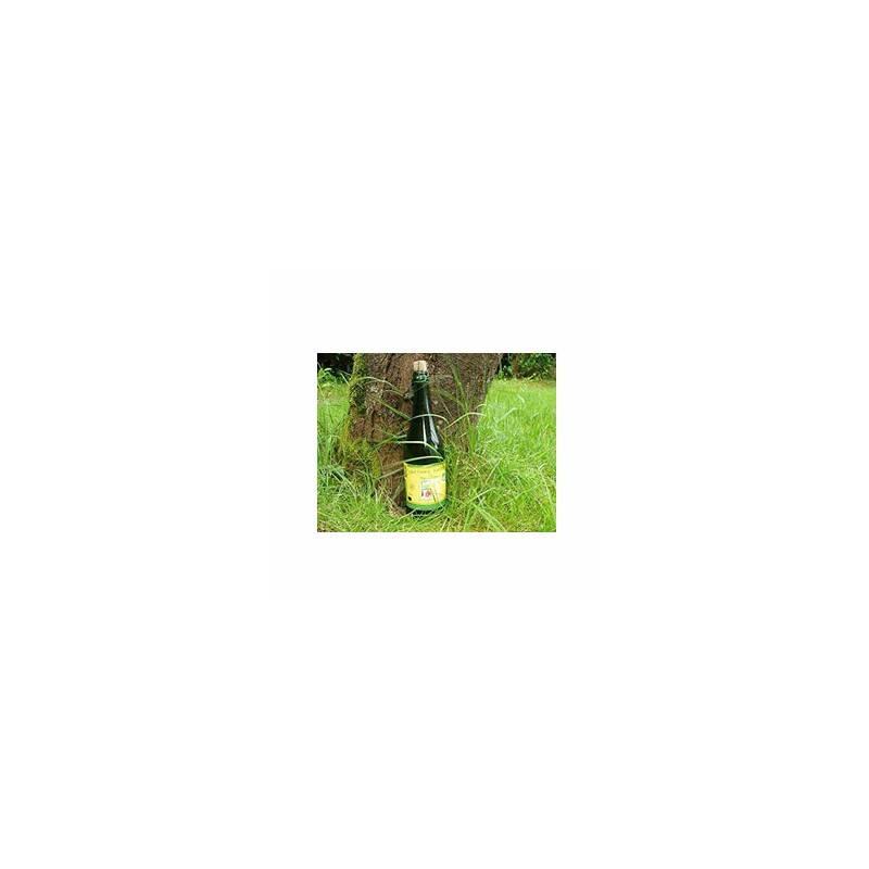 les cidres-Cidre fermier biologique brut - 75 cl-VERGERS DE L'ILLE