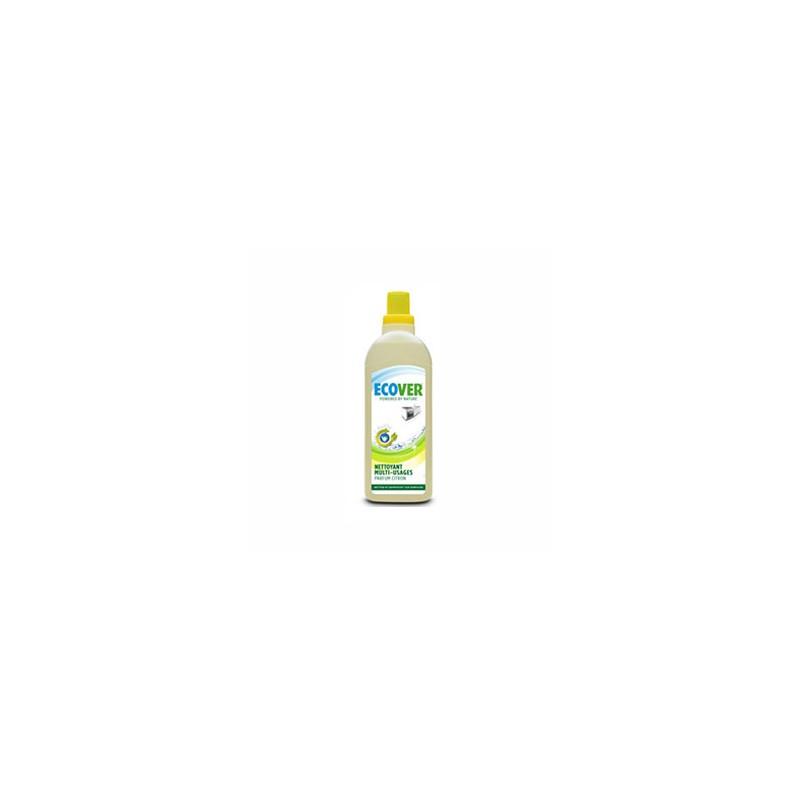 Eco produits pour la maison-Nettoyant multi usage citron- Ecover 1l-PRODUITS SELECTIONNES