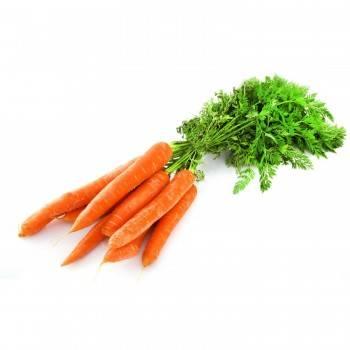 Fruits et légumes-Carottes bottes bio - La botte-BIO RENNES