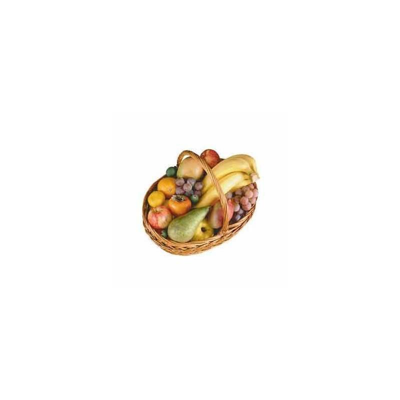 Fruits et légumes-Panier De Fruits - 4 À 5 Variétés + 50aine De Fruits-PRODUITS SELECTIONNES