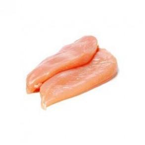 Viandes et Charcuterie-Escalope poulet (sous vide)- 450 grs (conv)-S.B.V.
