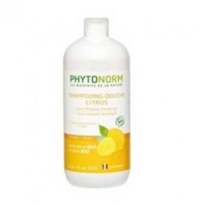 Produits Bio-Shampooing douche citron 1litre-PRODUITS SELECTIONNES