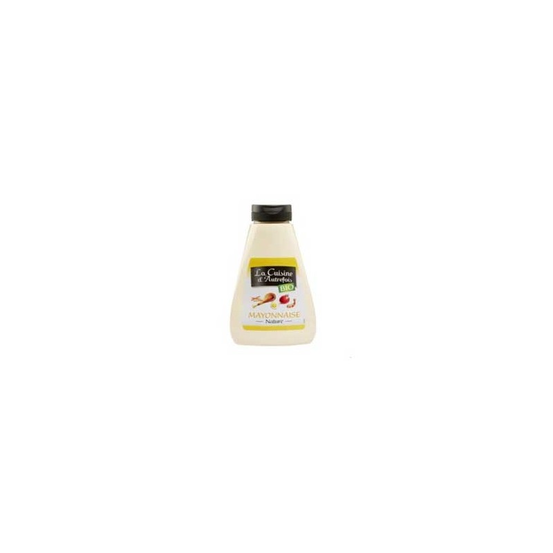 Produits Bio-Mayonnaise bio (flacon souple)- 315 g-BIODIS