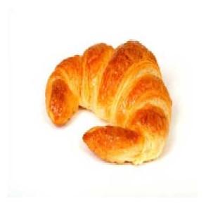 Petit déjeuner-Croissant bio - La pièce-Fagots et Froment