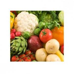 Paniers de légumes-Panier Jaune- légumes Bio-PANIERS LEGUMES - BIO