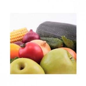 Paniers de légumes-Panier Blanc - Légumes et fruits bio-PANIERS LEGUMES - BIO