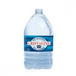 Boisson sans alcool-Bidon 5 litres cristaline-PRODUITS SELECTIONNES