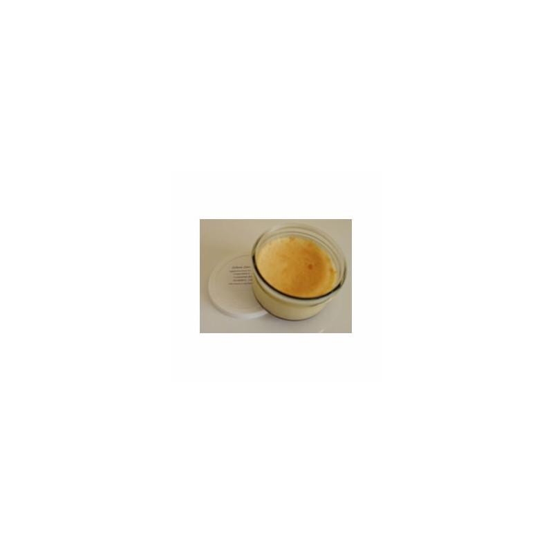 Le frais-Crème caramel vanille- 130 g-FERME MOUSSON