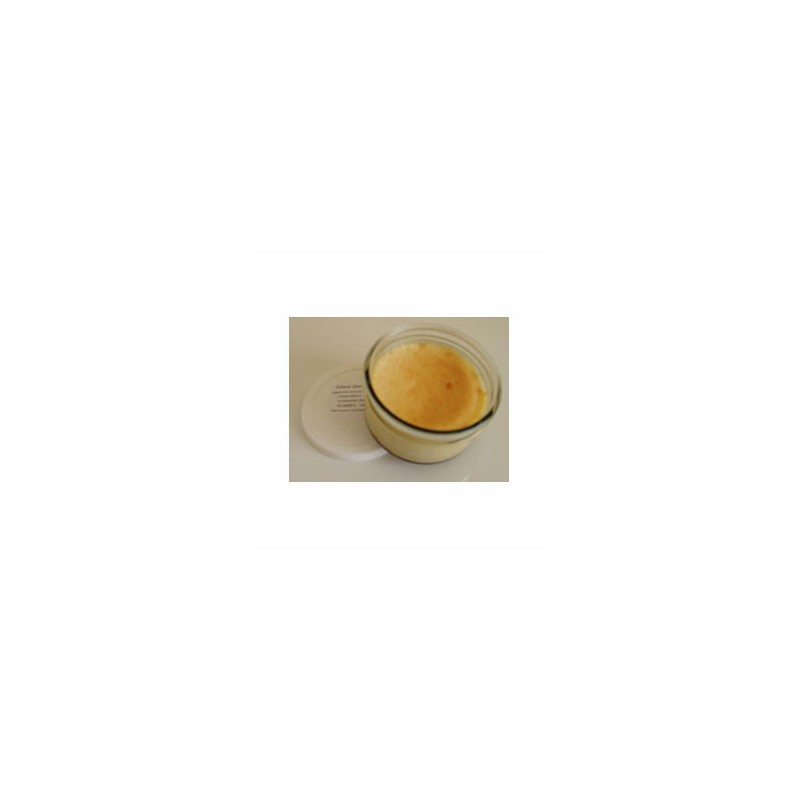 Le frais-Crème vanille - 130 g-FERME MOUSSON