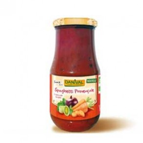 Produits Bio-Sauce spaghetti provençale bio- 430 g-BIODIS