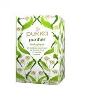 Produits Bio-Infusion purifier-20 sachets-BIODIS