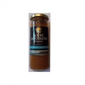 Poissonnerie bio-Soupe Poisson artisanale-(2 assiettes)-POISSONS DE MARION