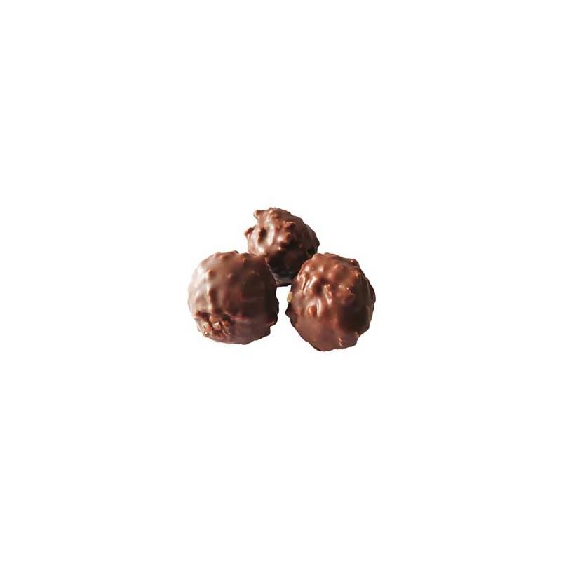 Chocolat lait-Rochers chocolat au Lait -110g-Vanessa et Baptiste
