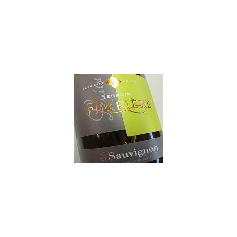 Boissons-Manoir La Perrière- Sauvignon Blanc 2018 (75cl)-LA CAVE BREALAISE