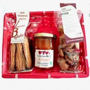 Pâtisserie et biscuits-Voyage gourmand-PRODUITS SELECTIONNES