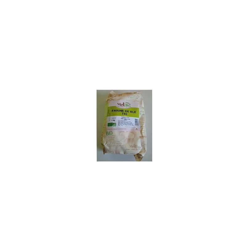 Accueil-Farine de blé bio - T55- 1kg-BIODIS