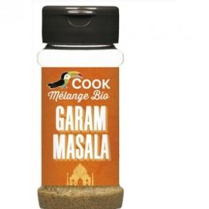 Produits Bio-Garam masala bio - 35 g-BIODIS