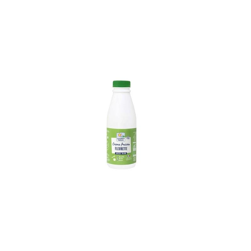 Le frais-crème fleurette -bio 40 cl-BIODIS FRAIS