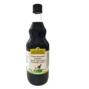 Produits Bio-Vinaigre balsamique de modène bio- 50 cl-BIODIS