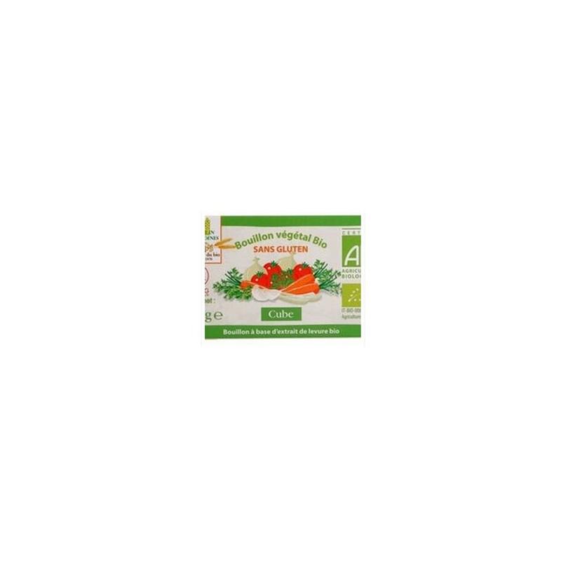 Produits Bio-Bouillon de légumes - 45 g-BIODIS