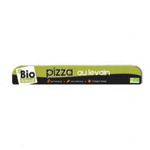 Boulangerie-Pâte à pizza bio - Prête à dérouler 260g-BIOBLEUD