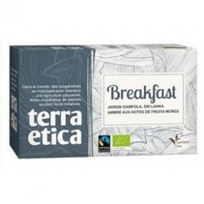 Produits Bio-Thé petit-déjeuner - 25 sachets-BIODIS