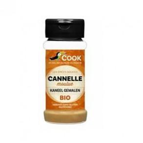 Produits Bio-Cannelle poudre bio - 30 g-BIODIS