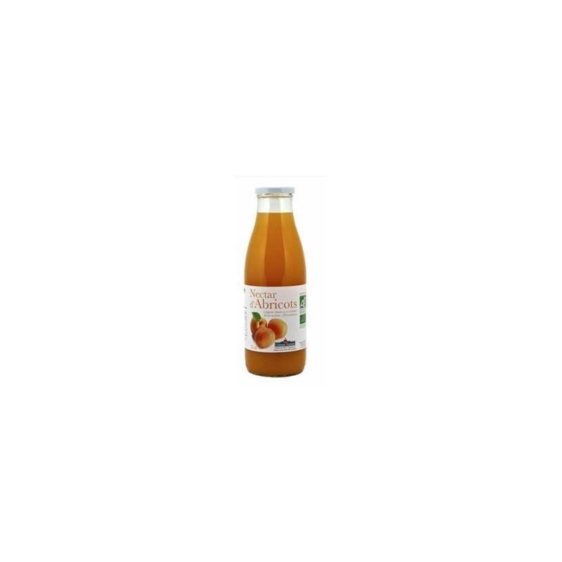 les jus de fruits-Nectar d'abricot (France)- 75 cl-COTEAUX NANTAIS