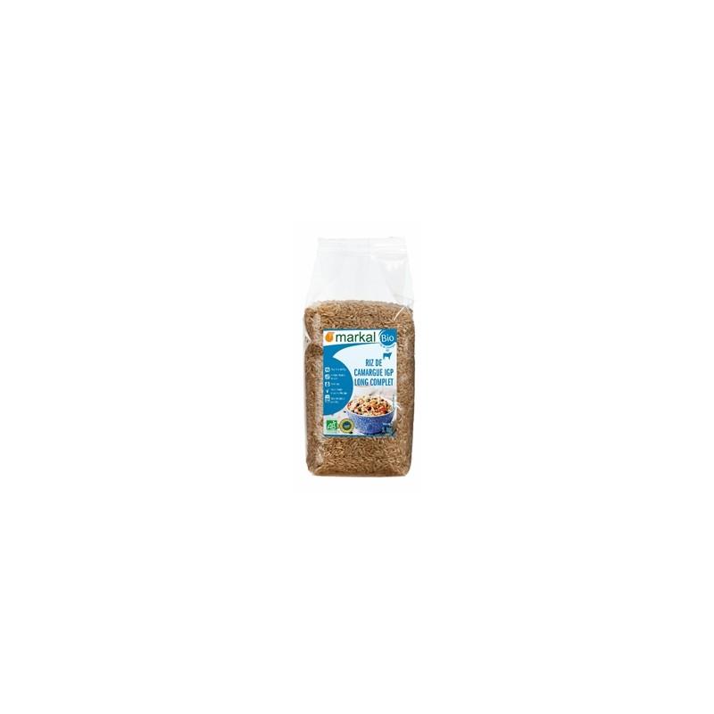Produits Bio-Riz long complet de camargue - 1 Kg-BIODIS