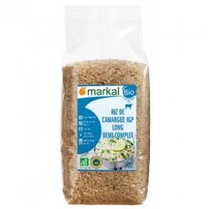 Produits Bio-riz long demi-complet de camargue- 1 kg-BIODIS