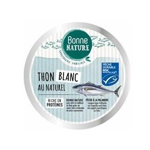 Conserve de poisson-Thon blanc germon naturel - 112 grs-BIODIS