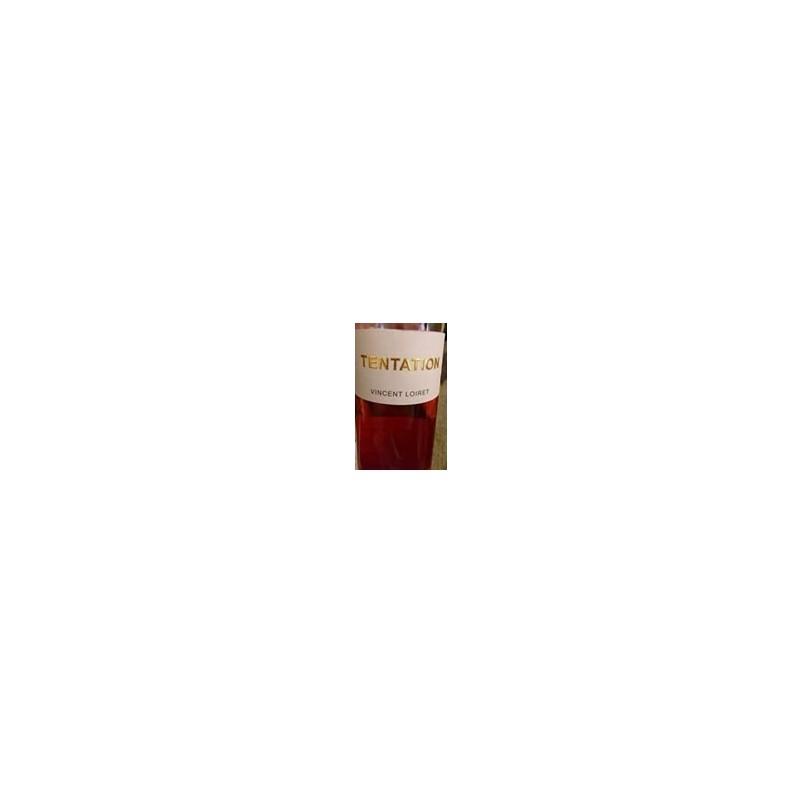 Boissons-Merlot rosé demi-sec (75cl) 2019-LA CAVE BREALAISE
