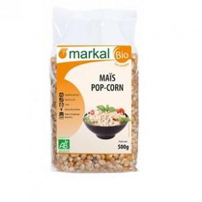 Fruits et légumes secs-Maïs pop corn bio - 500 g-BIODIS