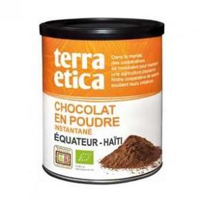 Produits Bio-Chocolat en poudre instantané-400 g-BIODIS