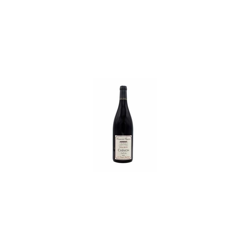 vin rouge-Vin rouge bio-2019 - Chinon rouge AOP 75 cl-DOMAINE DES BEGUINERIES