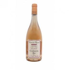 Boisson-Vin rosé 2019- Chinon-bio- rosé sec 75 cl AOP-DOMAINE DES BEGUINERIES