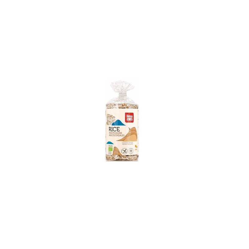 Produits Bio-Galette multi céréales-100g-BIODIS