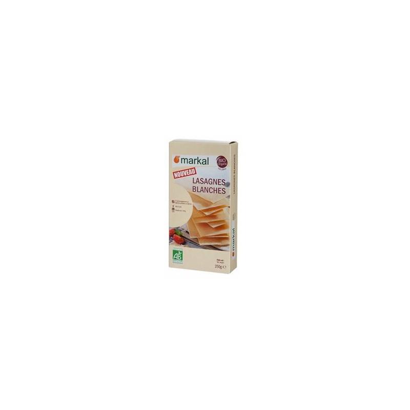 Produits Bio-Pâte blanche Lasagne bio- 500 g-BIODIS